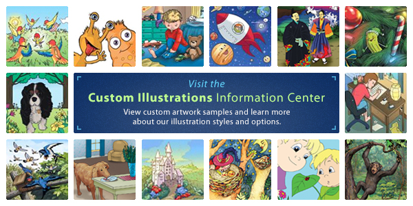 Visit the Custom Illustrations Information Center