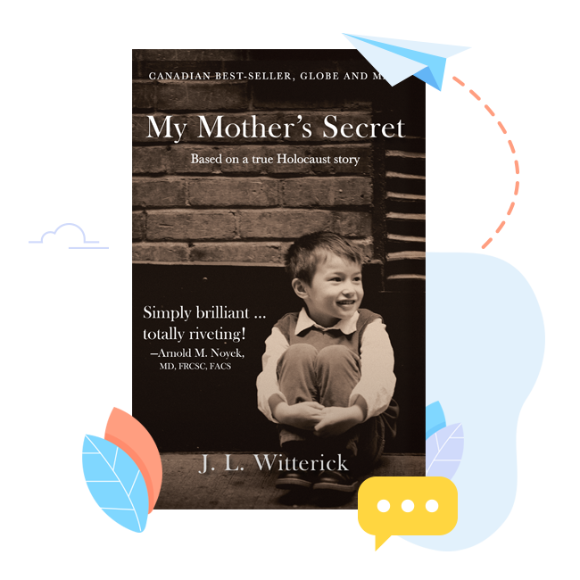 A copy of My Mother's Secret by J.L. Whitterick