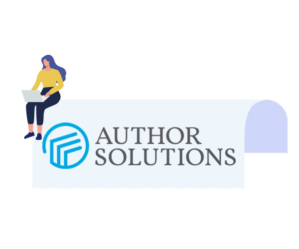 Author Solutions with logo