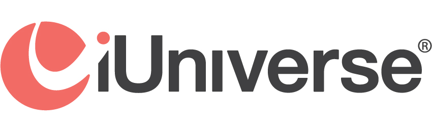 iUniverse red and white logo